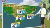 Dự báo thời tiết VTV 28/10: Hà Nội nắng nóng 34 độ C