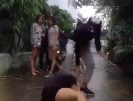 Truy tìm Nhí Tinô, thiếu nữ gây hàng loạt vụ hành hung ở SG