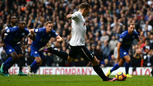 Tottenham - Leicester City: Hụt hơi đáng tiếc - 1