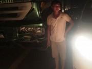 Tin tức trong ngày - CSGT mượn xe của dân truy đuổi xe gây tai nạn bỏ trốn