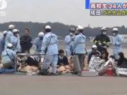 Tin tức trong ngày - 34 hành khách Nhật ngộ độc: Người cuối cùng xuất viện