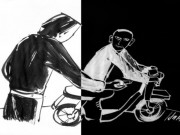 An ninh Xã hội - Mượn xe mang đi cầm cố, lấy tiền về quê sinh con