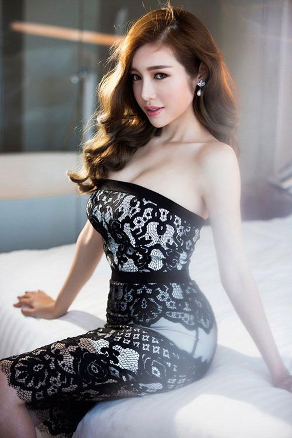 """Elly Trần đẹp khiêu khích, soán ngôi """"nữ thần"""" vòng 1 - 7"""