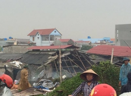 Nổ nồi hơi ở Thái Bình: 2 người tử vong, nhiều người nguy kịch