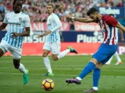 Bóng đá - Atletico Madrid – Malaga: Kịch tính 6 bàn thắng