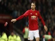 """Bóng đá - MU - Ibrahimovic: """"Quỷ ám"""" đôi chân siêu sao"""