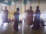 Thái Lan: Sư tiểu bị đánh đập bằng gậy trong chùa