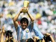 Bóng đá - Mừng sinh nhật Maradona 56 tuổi: Vĩ nhân sân cỏ