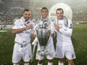 Bóng đá - Bale vượt Ronaldo ký hợp đồng 500 triệu euro với Real