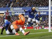 Bóng đá - Everton - West Ham: Một cái tên quyết định cuộc chơi