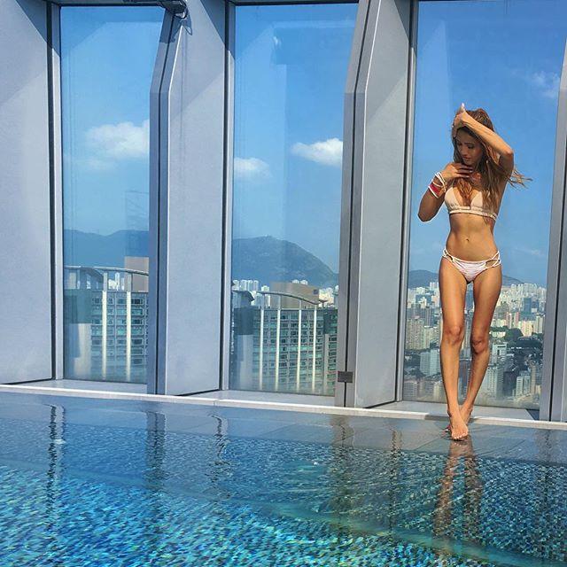 Chân dài Celisa Franco và những bí mật trong làm đẹp - 10
