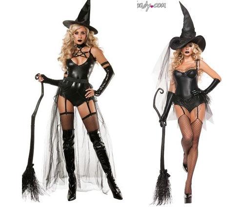 Những cô nàng sexy mặc gì trong đêm Halloween? - 2