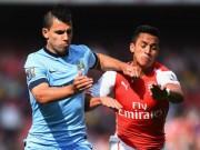 Bóng đá - Arsenal chỉ vô địch Premier League nếu có… Aguero