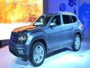 """Tư vấn - VW Atlas 2018 - """"Át chủ bài"""" của VW tại Mỹ"""
