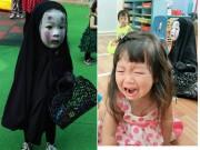 Bạn trẻ - Cuộc sống - Dân mạng thế giới truy lùng cô nhóc nổi nhất mùa Halloween