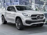 Tin tức ô tô - Mercedes-Benz X-Class rò rỉ, khiến vua bán tải F-150 sợ