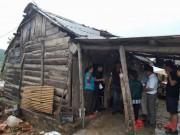 Giáo dục - du học - Quảng Bình: Cô học trò nghèo cùng ông đi xin ăn từng bữa