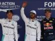 """BXH F1 - Mexican GP: Đua vô địch  """" căng như dây đàn """""""