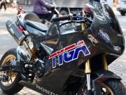 Thế giới xe - MSX 125 biến hình thành MotoGP độc nhất Sài thành