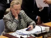 Thế giới - Bị FBI điều tra sát bầu cử, bà Clinton vẫn dẫn điểm Trump
