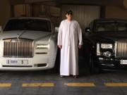 Tài chính - Bất động sản - Đại gia Dubai chi 200 tỉ mua biển xe có độc chữ số 5