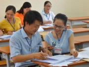 Giáo dục - du học - Tiếp tục điều chỉnh thi THPT đến năm 2020