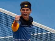 Thể thao - Paris Masters ngày 2: Raonic, Berdych vượt khó