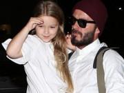 """Đời sống Showbiz - """"Cô gái"""" khiến Beckham bỏ sự nghiệp ngày càng xinh yêu"""