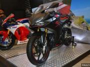 Thế giới xe - Xác nhận Honda CBR250RR 2017 công suất 36 mã lực