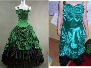 Tranh vui - Tức tưởi khi nhận được váy cưới mua online