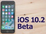 Công nghệ thông tin - Vừa phát hành iOS 10.1, Apple đã thử nghiệm iOS 10.2 beta