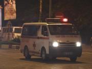Tin tức trong ngày - HN: Cháy dữ dội ở quán karaoke trên đường Trần Thái Tông