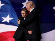 Thế giới - Trump: Bà Clinton là hình mẫu tệ hại với trẻ em Mỹ