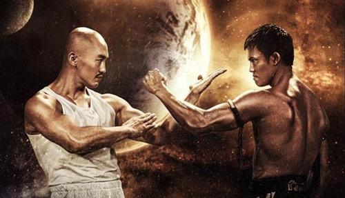 """Đại chiến: """"Thánh Muay Thái"""" thề """"nghiền nát"""" Yi Long"""