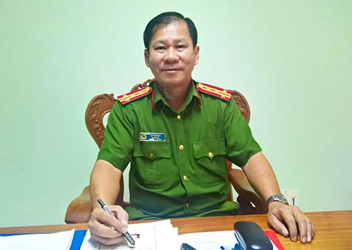 Giám đốc Cảnh sát PCCC TP.HCM nói về kỹ năng sinh tồn trong đám cháy - 2