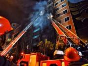 Tin tức trong ngày - Cháy quán karaoke 13 người chết: Nguyên nhân ban đầu