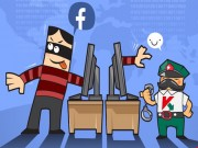 Công nghệ thông tin - Quét mã độc cho tài khoản Facebook