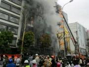 Tin tức trong ngày - Hà Nội yêu cầu nhanh chóng điều tra nguyên nhân vụ cháy