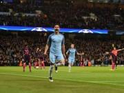 Bóng đá - Man City thắng Barca để... sánh ngang MU