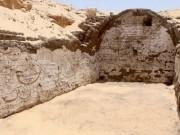 Thế giới - Phát hiện kí tự bí ẩn 3.800 tuổi gần mộ hoàng đế Ai Cập