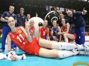 Thể thao - Nữ thần bóng chuyền: Cao 2m05, bật 3m30, đập như búa (P2)