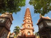 Du lịch - Chùa Trấn Quốc lọt danh sách 15 ngôi chùa đẹp nhất TG
