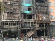 Tin tức trong ngày - Vụ cháy 13 người chết: Hàng xóm phá cửa sau thoát thân