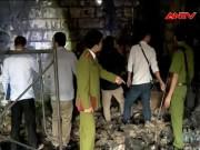 Video An ninh - Bên trong quán karaoke xảy ra vụ cháy 13 người chết