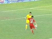 Bóng đá - U21 HN T&T - U21 S.Khánh Hòa: Hiệp 2 bùng nổ