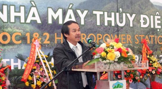Bầu Đức nhận tạm ứng hơn 1.400 tỉ từ bán thủy điện ở Lào