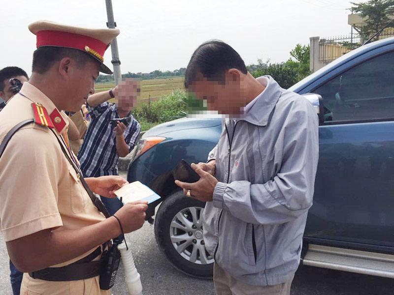 Bắt đầu xử phạt qua camera trên cao tốc Nội Bài-Lào Cai - 1