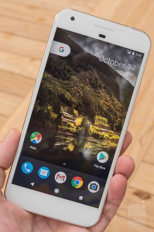 Đánh giá chi tiết Google Pixel XL - 1