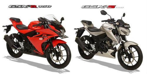 Suzuki GSX-R 150 và GSX-S 150 lên kệ giá 16,7 triệu đồng