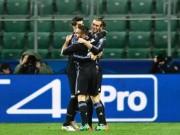 Bóng đá - Bale bắt vô lê thần sầu ghi bàn siêu tốc